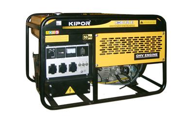 Agregaty jednofazowe 8,5 kW